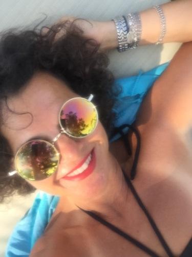 Iris Hellen en vacances